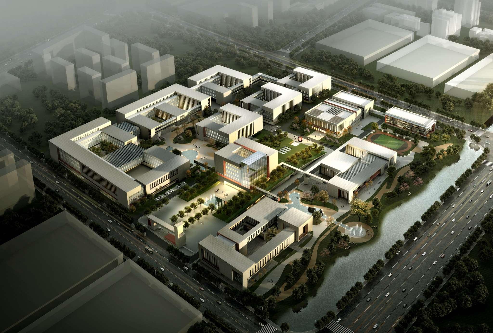 天津华远都市建筑设计有限公司图片